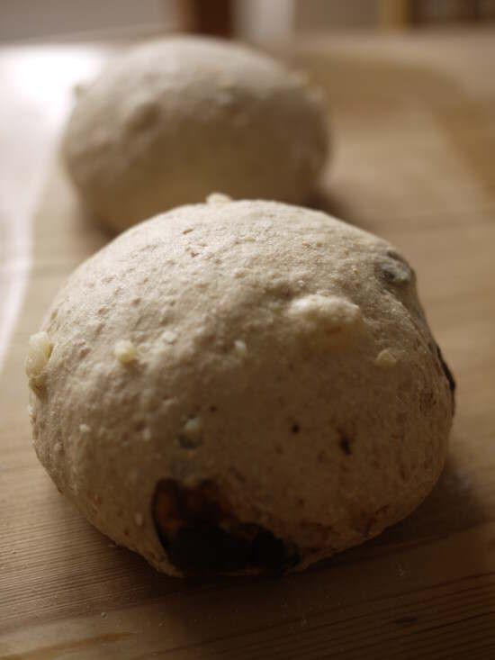 panes ajo negro patata roja