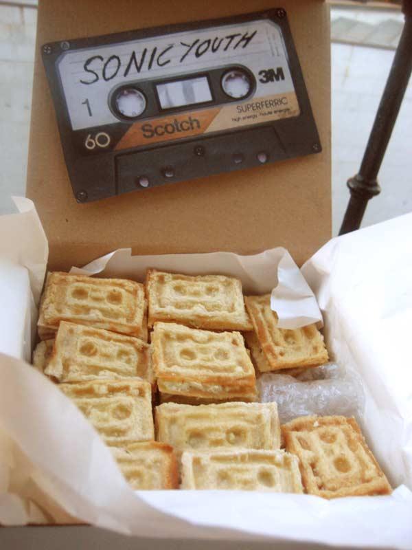 caja cassettes
